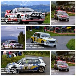 Rallye Legend 2017 - Foto...
