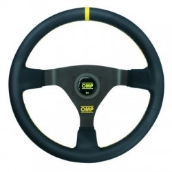 Volante OMP WRC Piel Negro