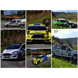 Rallye La Espina 2018 -...