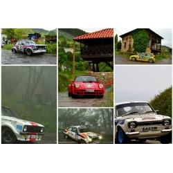 Rallye Asturias Histórico...