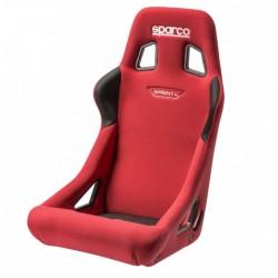 Asiento Sparco Sprint Large rojo