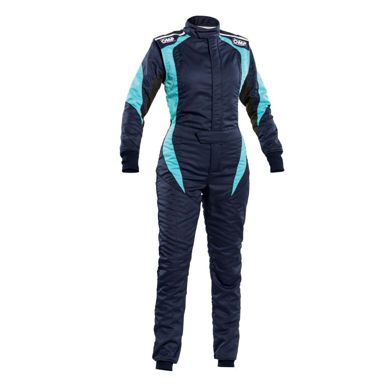 Mono Piloto Mujer OMP First Elle Suit azul