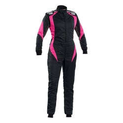 Mono Piloto Mujer OMP First Elle Suit rosa