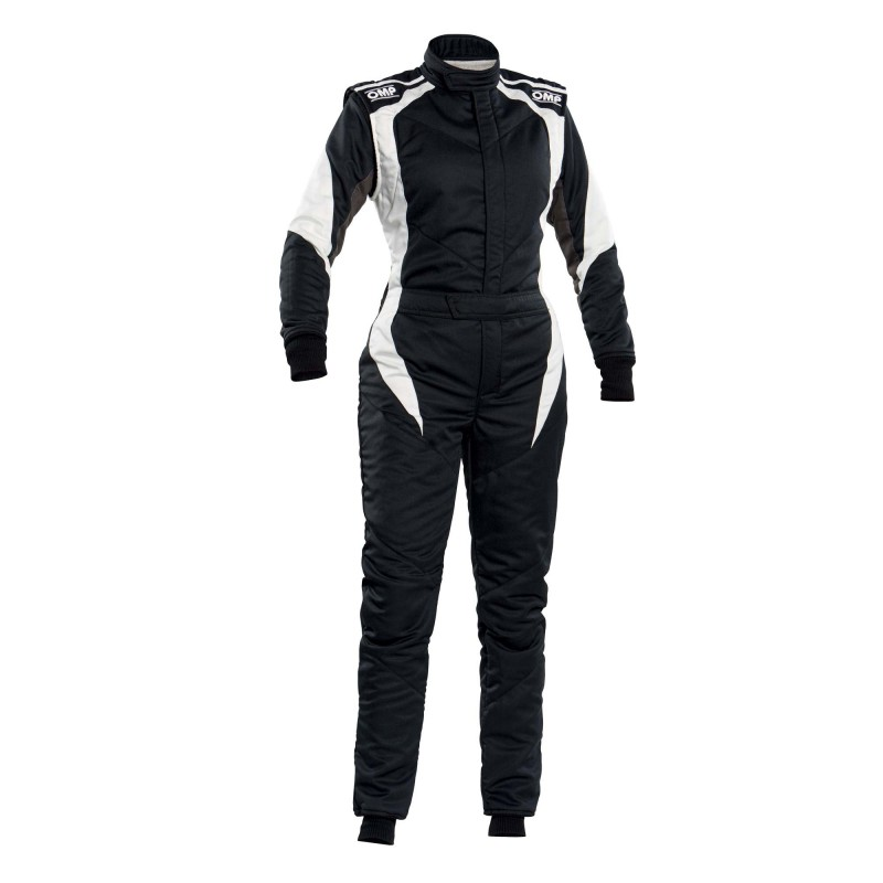 Mono Piloto Mujer OMP First Elle Suit blanco
