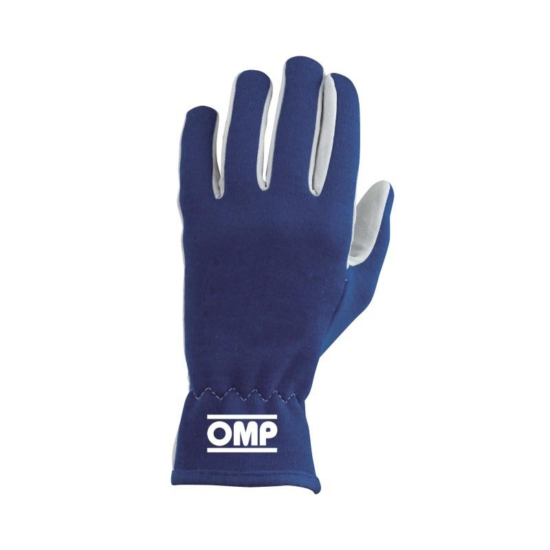 Guantes OMP Rallye azul
