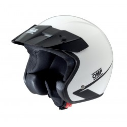 Casco OMP Start blanco