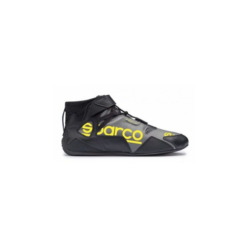 Botines Sparco Apex RB-7 gris negro gris amarillo
