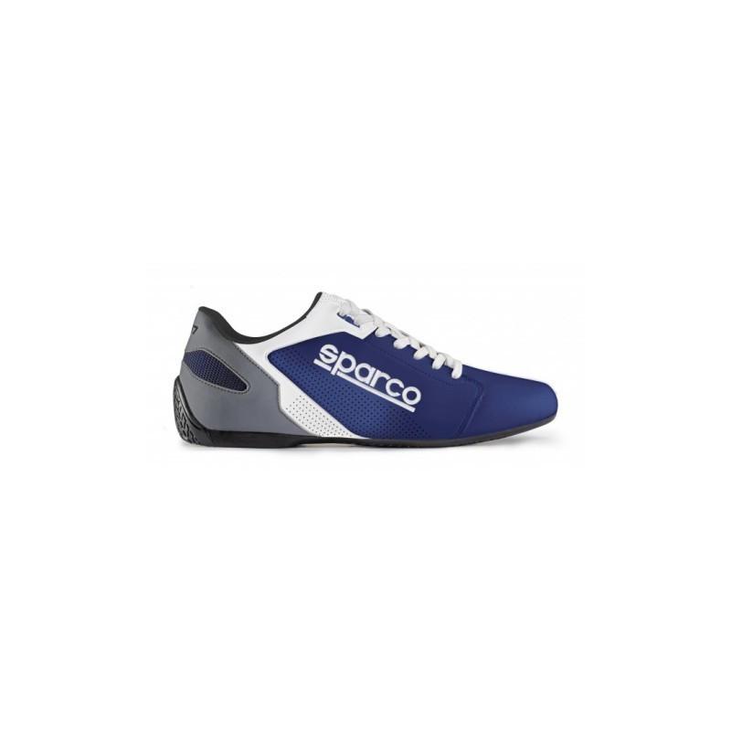 Zapatillas Sparco SL-17 azul-blanco