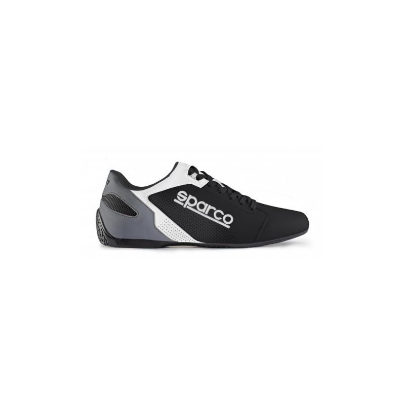 Zapatillas Sparco SL-17 negro blanco