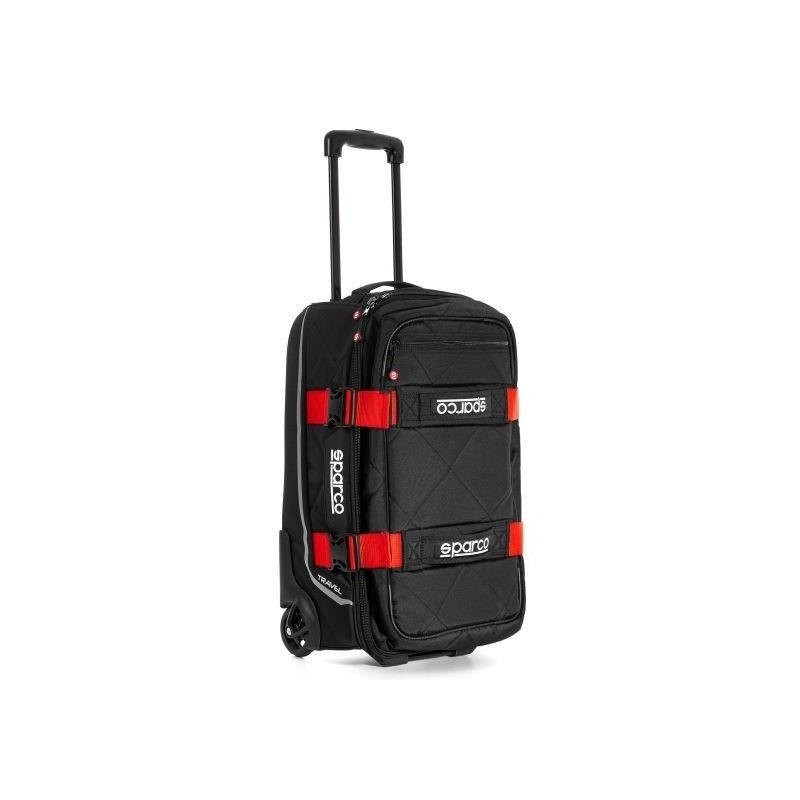 Trolley Sparco Travel negra roja