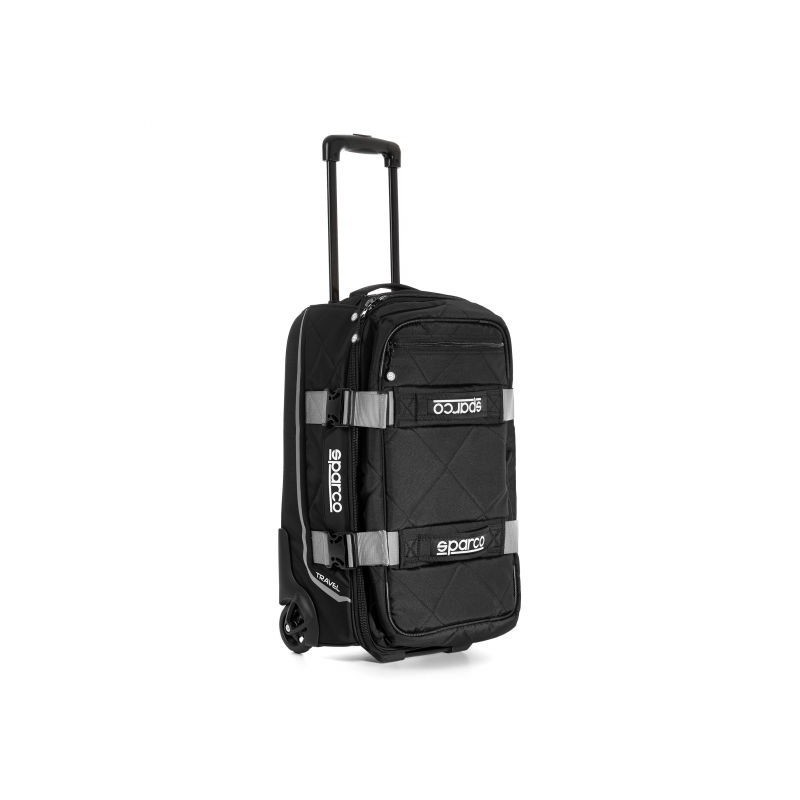 Trolley Sparco Travel negra gris