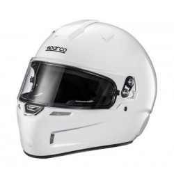 Casco Kart Sparco Sky KF-5W blanco
