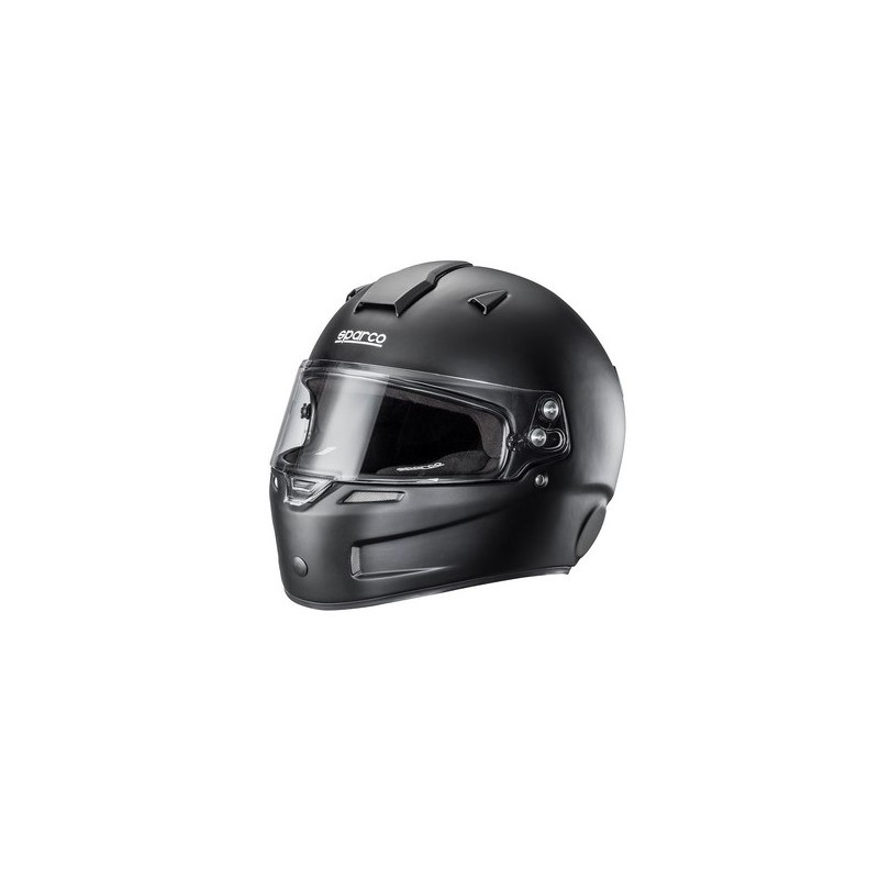 Casco Kart Sparco Sky KF-5W negro