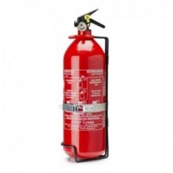Extintor de mano 2,4LT C