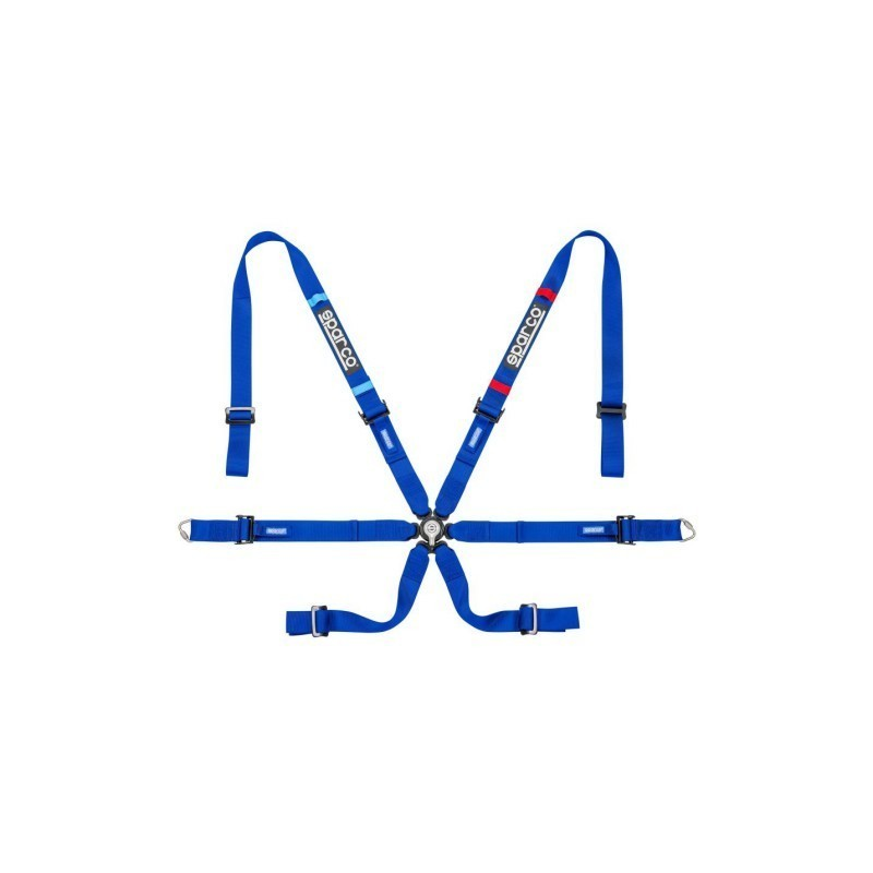 Arnés Sparco Prime H-7 azul