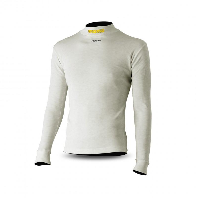 Camiseta interior Momo Ccomfort Tech blanco