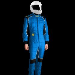 Mono Momo Corsa EVO azul