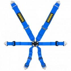 Arnés Schroth Clubman 3x2 azul
