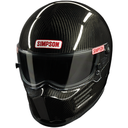 Casco Simpson Carbon Brandit 2015