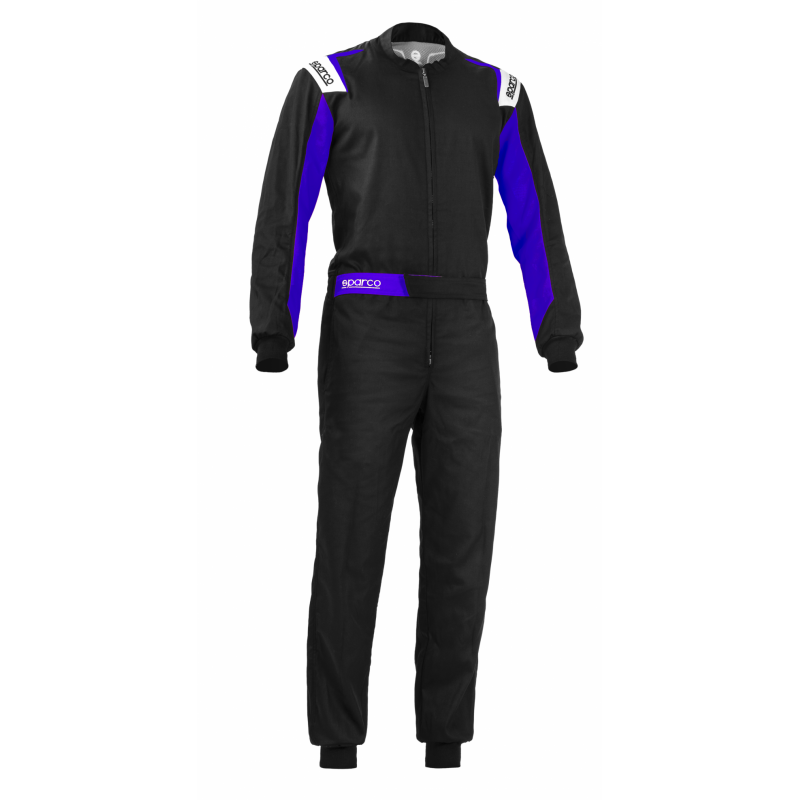 Mono Sparco Rookie 2020 negro azul