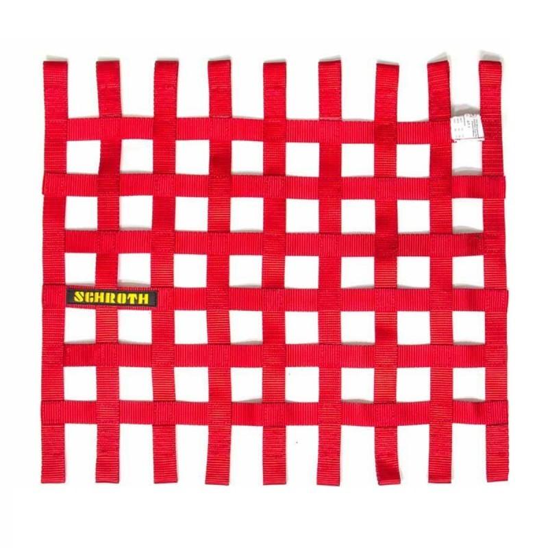 Red Schroth Ventana Coiloto Tamaño I sin Materiales roja
