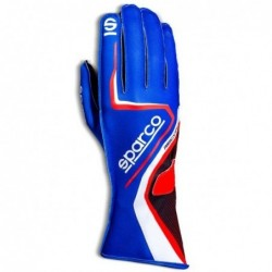 Guantes Kart Sparco Record 2020 azul