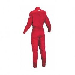 Mono Mecánico Summer rojo