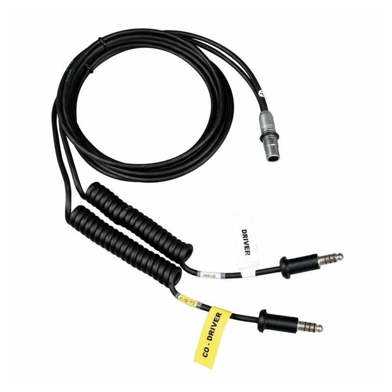 Cable Conexión DG-30 con Casco