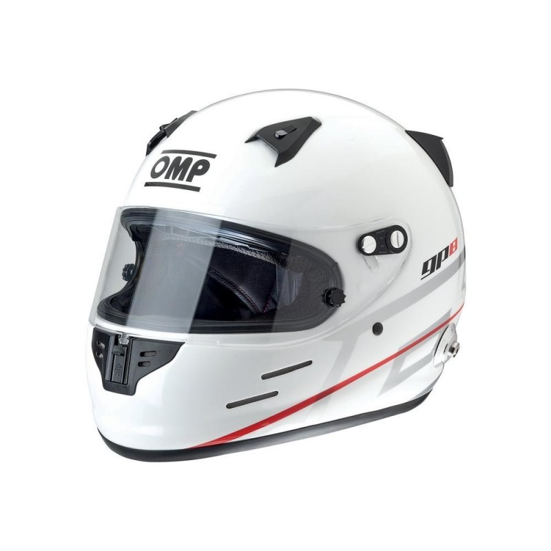 Casco OMP GP8 Evo