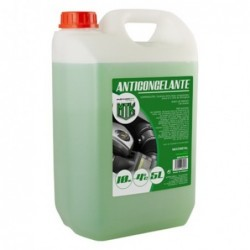Anticongelante 10% CS4 5l. verde