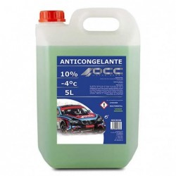 Anticongelante 10% 5l.