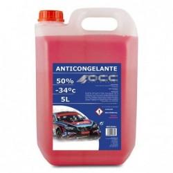 Anticongelante orgánico 50% 5l.
