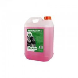 Anticongelante 20% CS4 5l. rosa