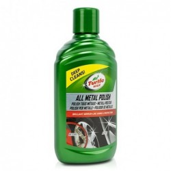 Pulidor Metales Turtle Wax 300 ml.