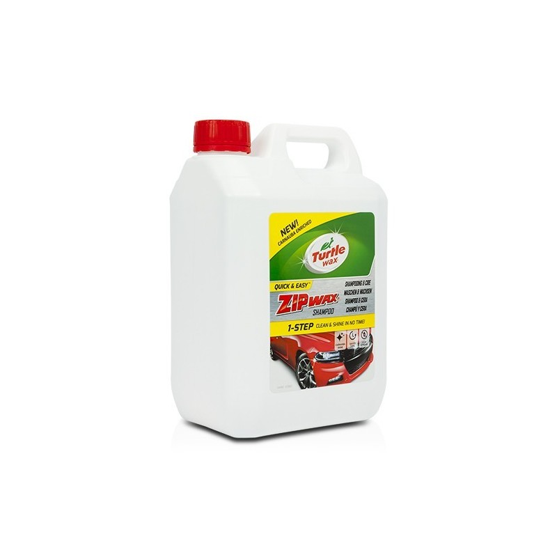 Champú con cera Zip-Wax 2.5 l. CS4