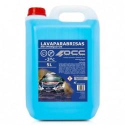 Lavaparabrisas OCC anti-mosquitos 5 l.