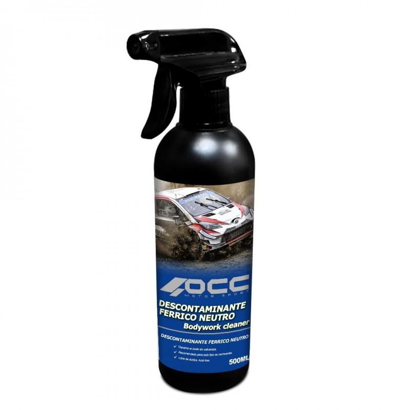 Descontaminante férrico OCC Neutro 0.5 l.