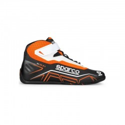 Zapatillas Sparco K-Run negro naranja