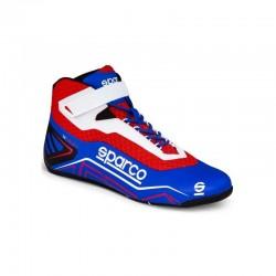 Zapatillas Sparco K-Run azul rojo