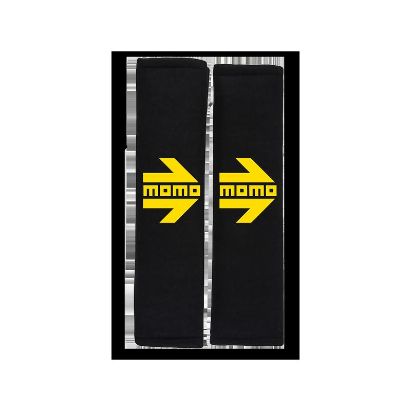 Almohadillas Momo SHP 001 Black