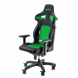 Silla Gaming/Oficina Sparco Stint verde