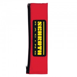"Almohadillas Schroth Racing 2"" rojo amarillo"
