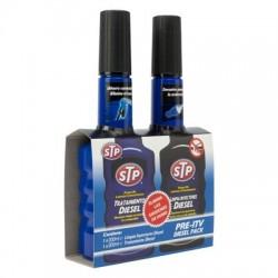 Kit Tratamiento Diésel STP Pre-Itv 200 ml. + 200 ml.