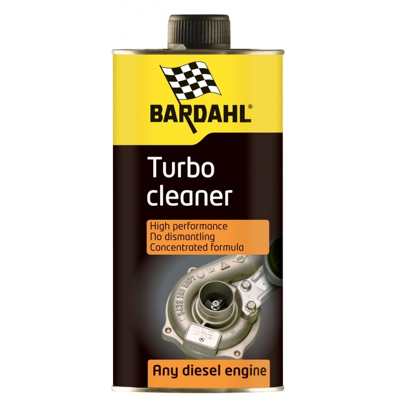Limpiador Turbos Bardahl 1l. (Turbo Cleaner)