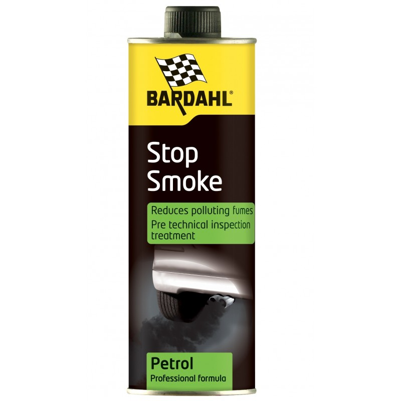 Reductor de humos gasolina Bardahl 300 ml