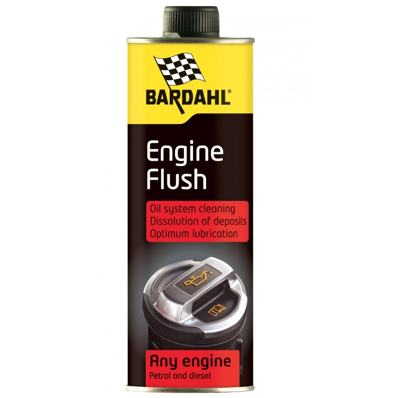Limpieza Motor Bardahl Engine Tune Up & Flush 300 ml.