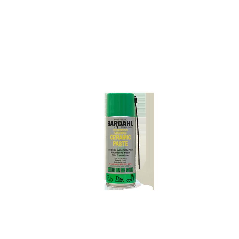 Pasta Cerámica Bardahl Antigripanye cerámico en Spray 100 ml.