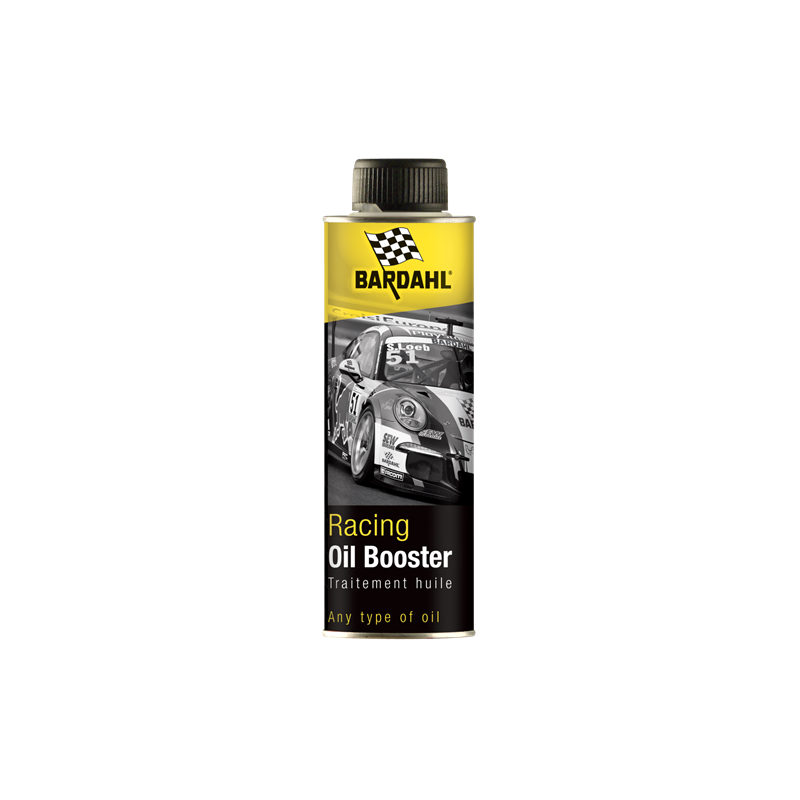 Tratamiento Aceite Bardahl Racing Oil Booster