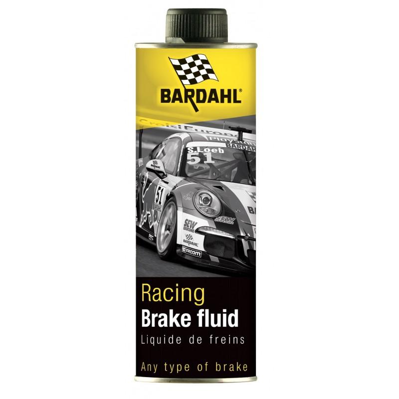 Líquido Frenos Bardahl Racing DOT-4 500 ml.