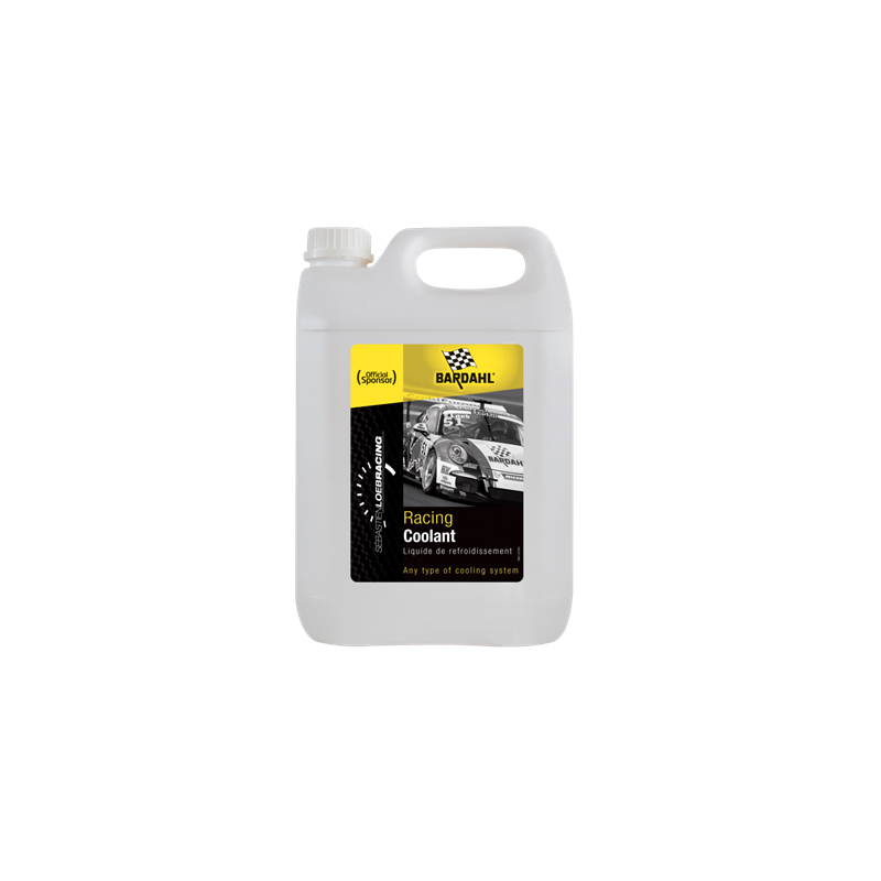 Refrigerante Racing Bardahl 5 L. (Racing Coolant)